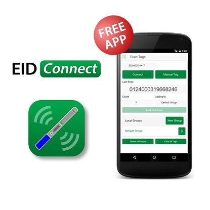 Picture of EID Connect - App for iPhone® & Android™