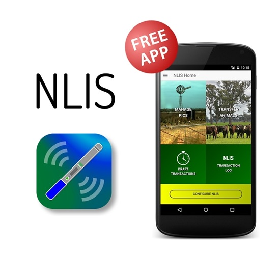 Picture of NLIS Connect - App for iPhone® & Android™