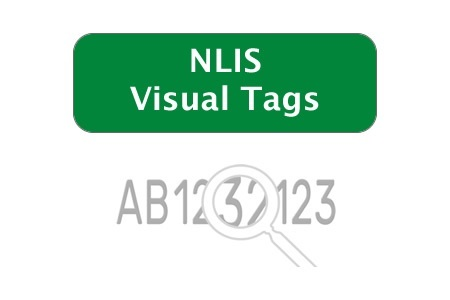 Picture for category NLIS Visual Tags